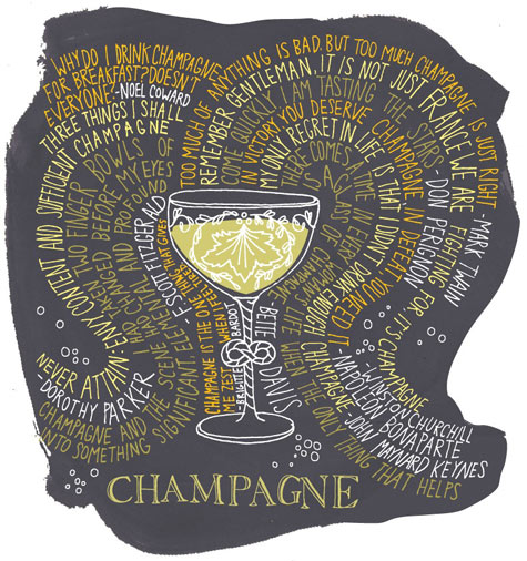 Champagne Region Interior Design Traditional Rustic: Past & Present: Champagne