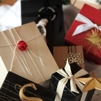 diy project: gift toppers