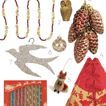 2010 gift guides: ornaments