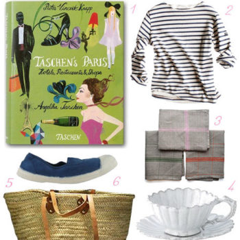 2010 gift guides: for the francophile