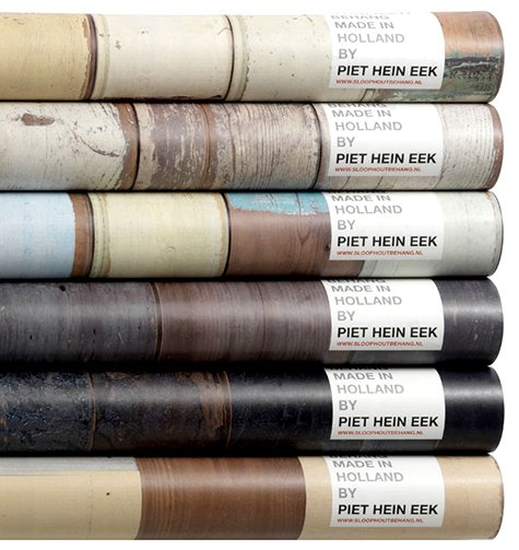 This weekend, someone asked me an interesting question at my Formspring  account: If you could do anything to your home with an unlimited budget, ... - Piet Hein Eek Scrapwood Wallpaper €� Design*Sponge