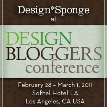 d*s in los angeles: the design bloggers conference