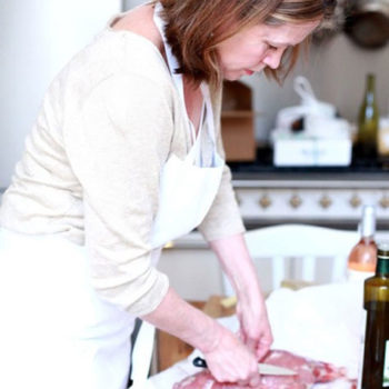 in the kitchen with: marjorie taylor's gougères