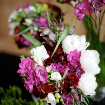 "flowers a-z: ""f"" is for freesia (and fritillaria)"