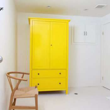 before & after: lori's sunny bathroom makeover
