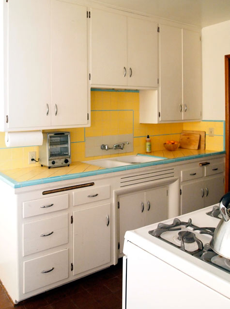 yellow tile kitchen sneak peek ben amp makoto of scout regalia design sponge 1223