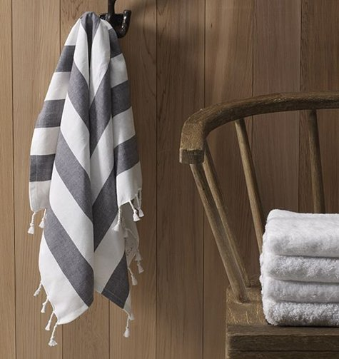 Did Fieldcrest Towels Go Out Of Business: Hammam Stripes