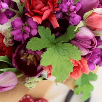 valentine's day flowers: love 'n fresh flowers