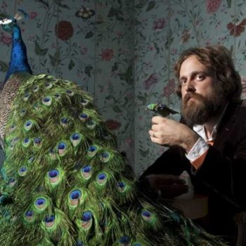 sights & sounds: sam beam of iron & wine