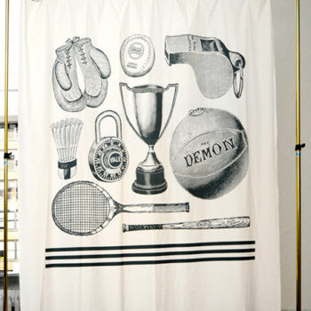 izola shower curtains