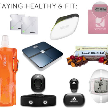 top 20 tech accessories for health and fitness