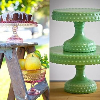 weekly wrap up + cake stands + book winners!