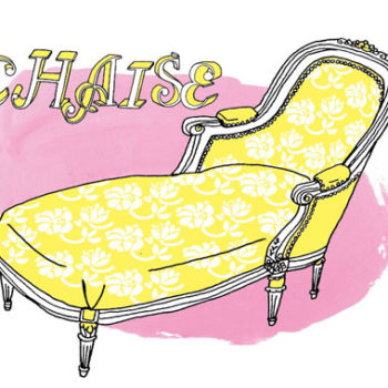 past & present: the chaise longue + chaise roundup