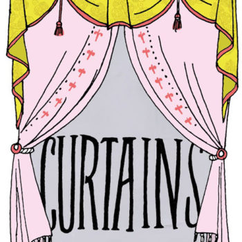 past & present: history of curtains