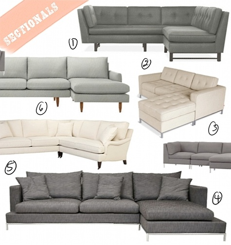 The Hunt For Perfect Sectional