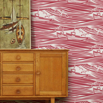 new: mini moderns whitby wallpaper