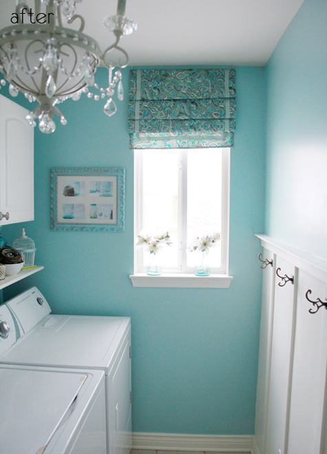 Before Amp After Two Laundry Room Makeovers Design Sponge