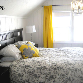 before & after: two bedroom makeovers