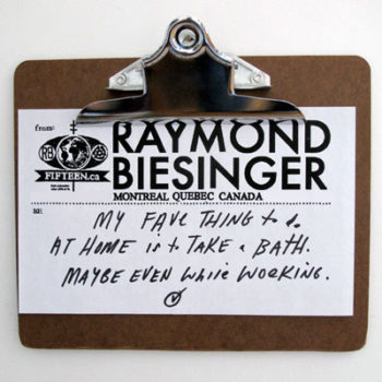 sneak peek: raymond biesinger and elizabeth hudson