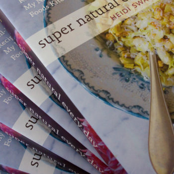 heidi swanson's super natural every day + giveaway