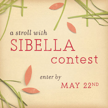 a stroll with sibella: nyc walking tour contest!