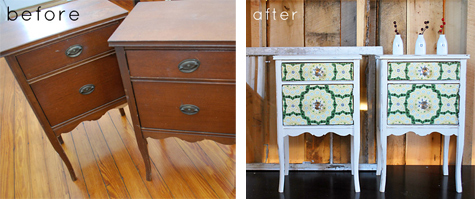 Before Amp After Best Of Side Tables Design Sponge