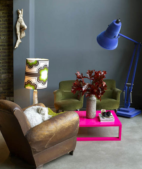 Past present anglepoise lamps sources designsponge huge anglepoise lamp in the home of british stylist abigail ahern from sneak peek abigail ahern the company created a giant anglepoise to celebrate aloadofball Image collections