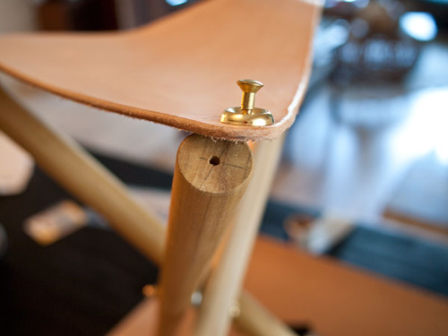 Super Diy Project Tripod Camping Stool Design Sponge Ocoug Best Dining Table And Chair Ideas Images Ocougorg