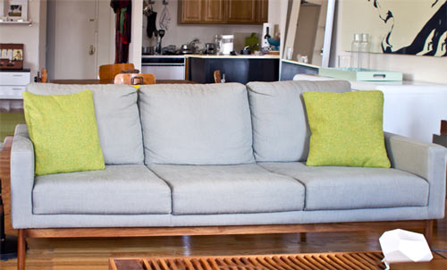Dwr Raleigh Sofa Review Loopon