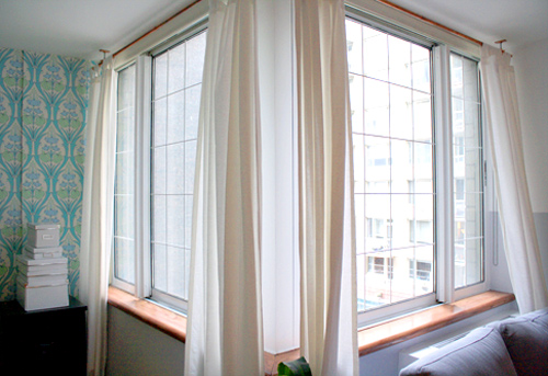Diy Project Faux French Windows