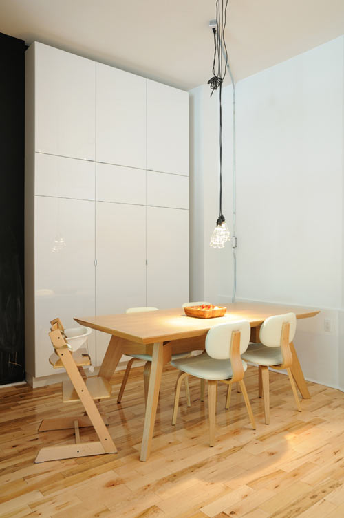 Image Above More Gus Modern The Span Dining Table And Chairs High Chair Is From Ella Elliot A Baby In Toronto