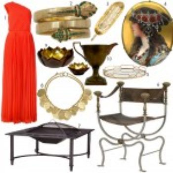 living in: cleopatra