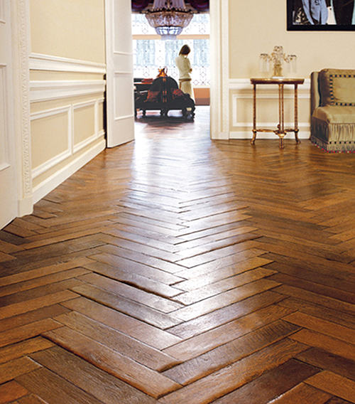 Hardwood Floor Design Patterns