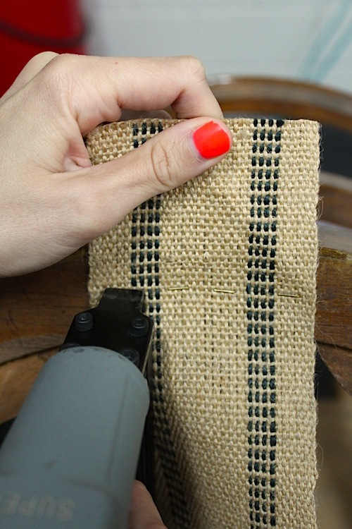Upholstery Basics Constructing Coil Seats Part I