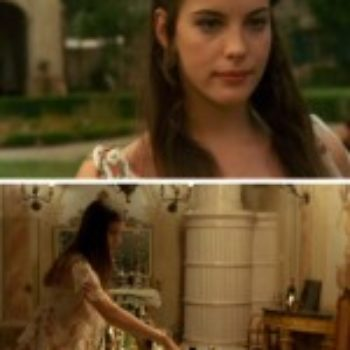 living in: stealing beauty