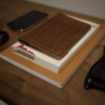 diy project: hand-sewn passport cover