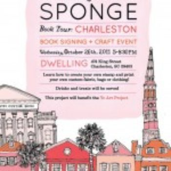 d*s book tour: charleston + savannah event details!