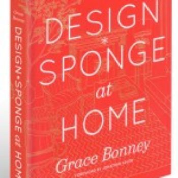 design*sponge at home is officially out!