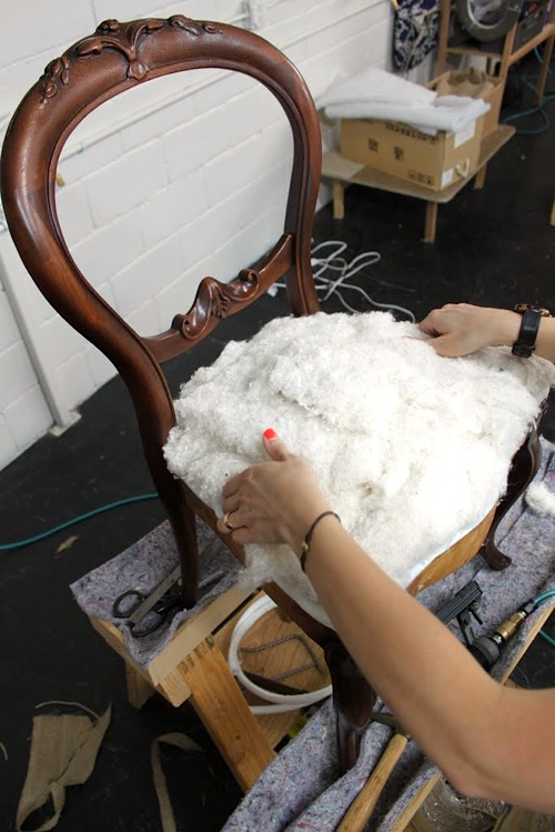 Upholstery Basics Constructing Coil Seats Part 2