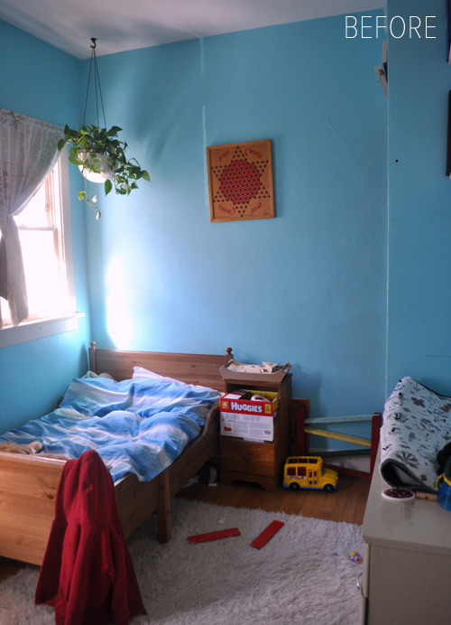 before & after: bedroom makeover for three kids – Design ...