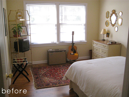 before after dark and moody bedroom makeover design 18924 | molly before