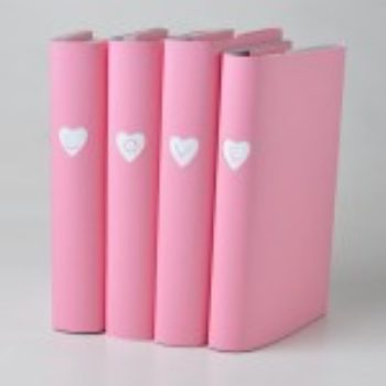diy project: valentine book collection from juniper books