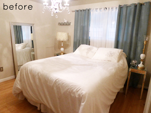 before after bedroom makeover design sponge 15588 | tracey before