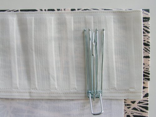 pinch pleat tape instructions