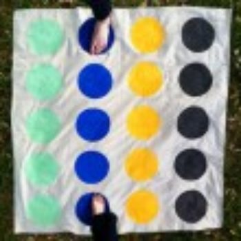 diy project: handmade lawn games