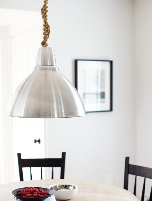 Diy Project Knotted Lamp Cord By Raina Kattelson Design
