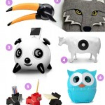 Fun Animal-Shaped Gadgets