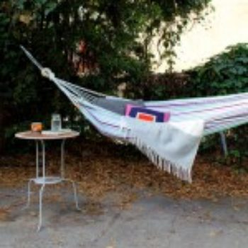 diy project: simple summer hammock