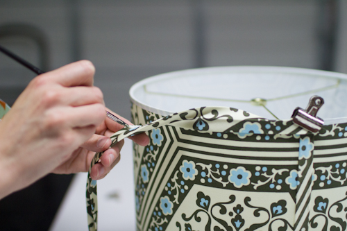 Upholstery basics how to make a lampshade designsponge 31 aloadofball Images