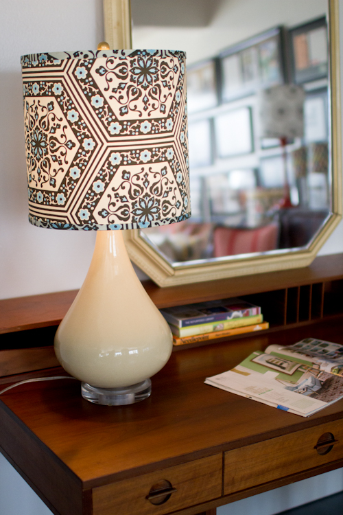 Upholstery basics how to make a lampshade designsponge lampshade tips aloadofball Gallery